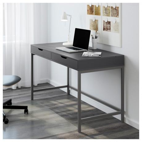 Письменный стол АЛЕКС белый фото 5